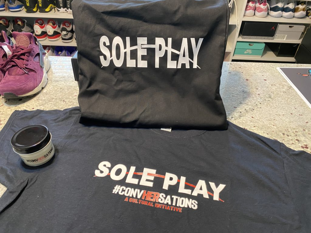 Sole Play Atl Swag Bag, Candle and Tshirt