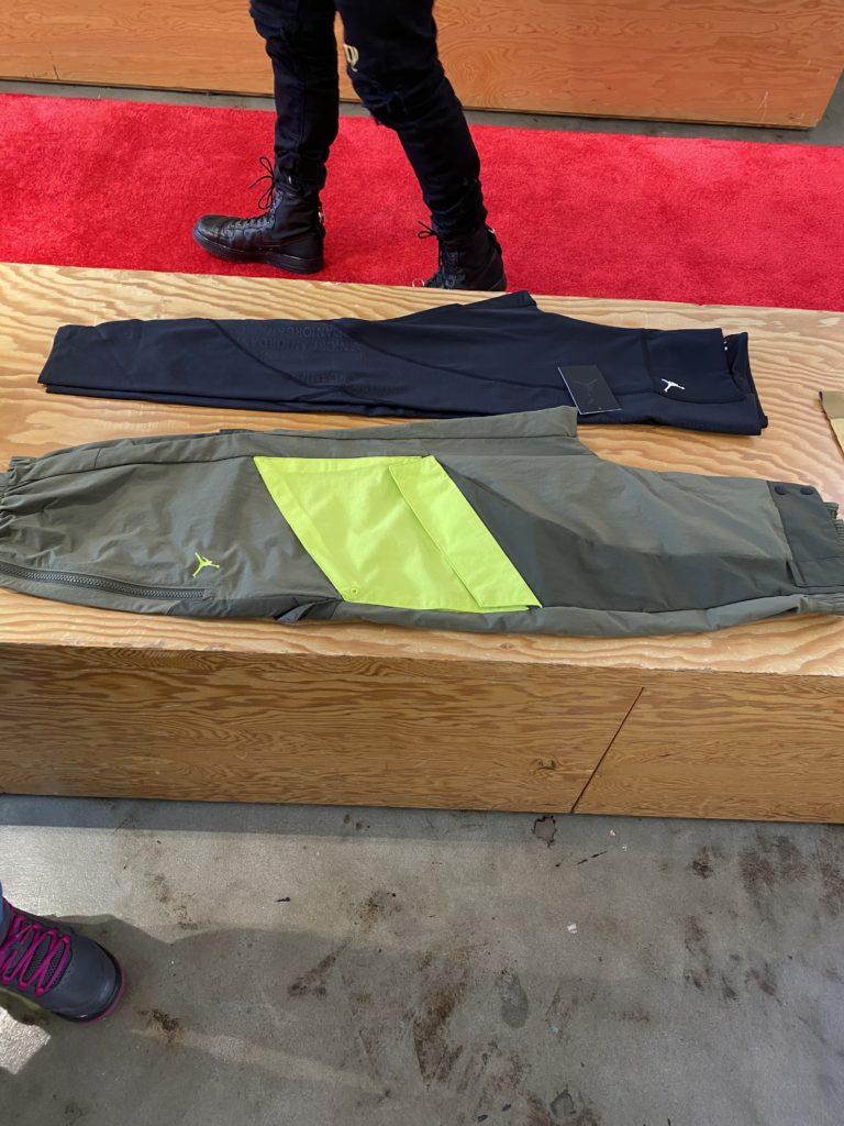 Jordanbrand Womens Utility Pants