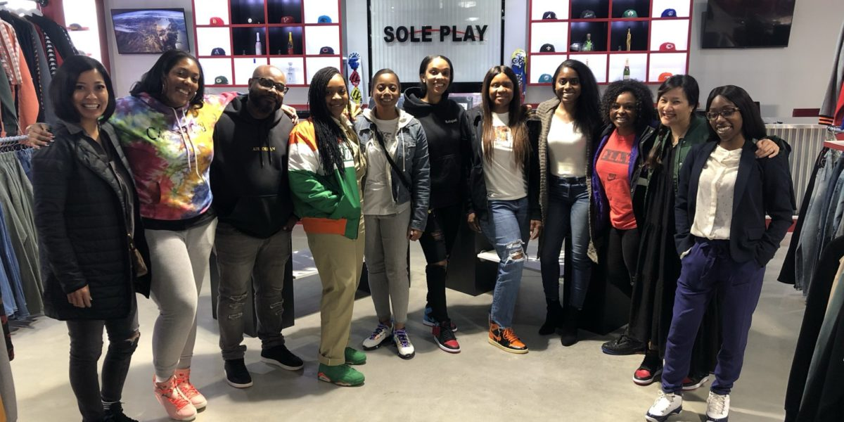 Jordanbrand and Sole Play Atl