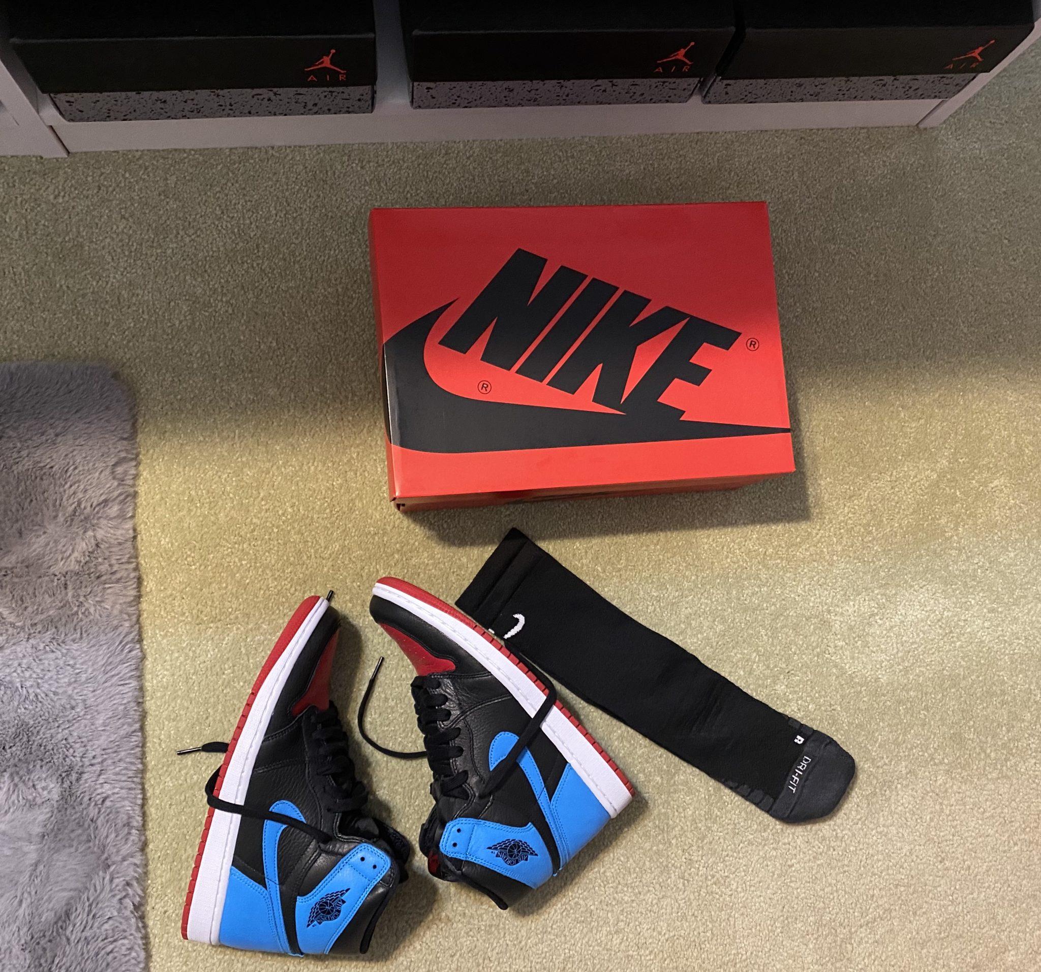 Nike Jordan 1 Women's NC to CHI